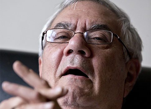 Barney Frank / AP