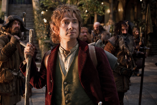 Martin Freeman in The Hobbit (AP)