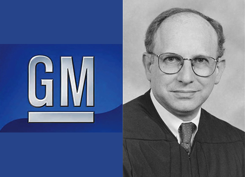 GM, Judge Robert Gerber
