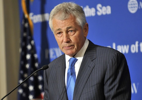 Chuck Hagel / Wikimedia Commons
