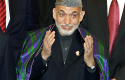 Afghanistan President Hamid Karzai / AP
