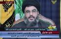 Hezbollah leader speaks on Al Manar TV / AP