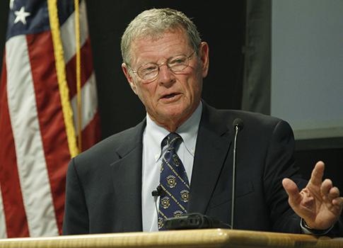 Sen. Jim Inhofe / AP