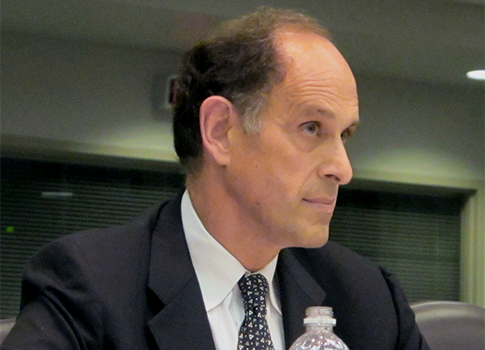 Lafe Solomon, the acting general counsel for NLRB / AP