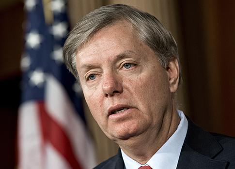 Sen. Lindsey Graham / AP