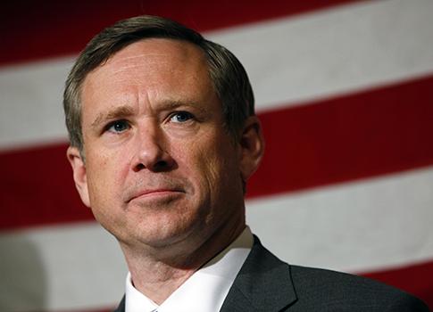Sen. Mark Kirk / AP