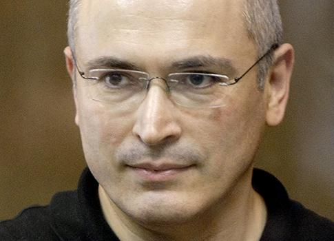 Mikhail Khodorkovsky / AP