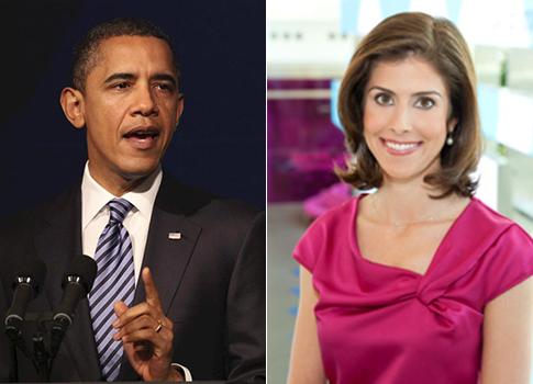 Obama, Goldman / AP, Bloomberg