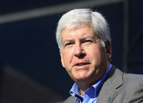 Rick Snyder / AP