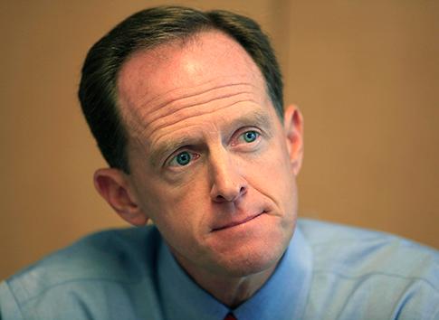 Sen. Pat Toomey (AP)