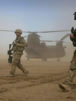 U.S. soldiers in Afghanistan / AP