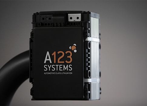 A123 Systems Inc. / AP