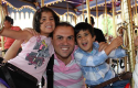 Saeed Abedini and children / ACLJ
