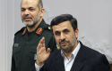 Ahmad Vahidi,  Mahmoud Ahmadinejad / AP