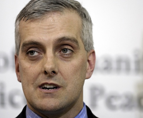 Denis McDonough / AP