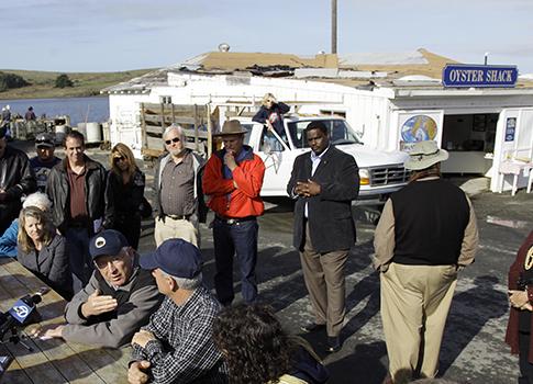 Drakes Bay Oyster Company / AP