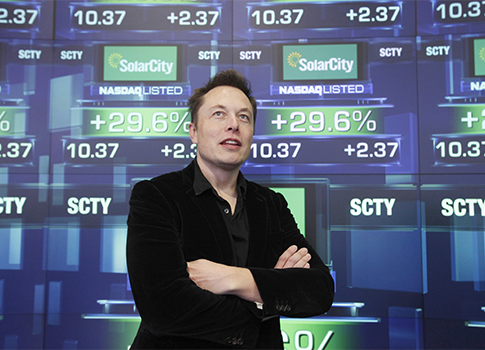 Elon Musk / AP
