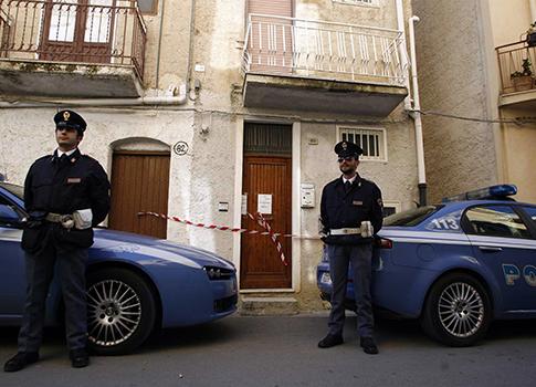 Italian police / AP