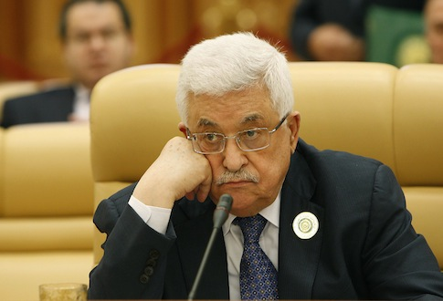 Mahmoud Abbas / AP
