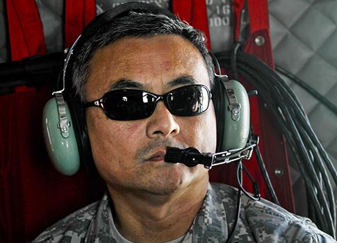 Maj. Gen. Michael Nagata / AP