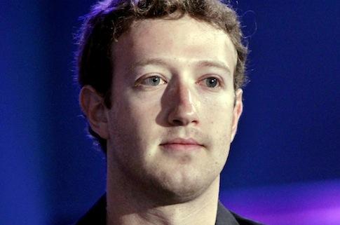 Mark Zuckerberg / AP