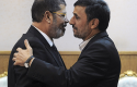 Ahmadinejad and Morsi / AP