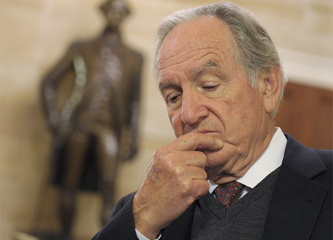 Sen. Tom Harkin / AP