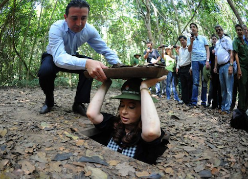 President Kirchner / presidencia.gov.ar