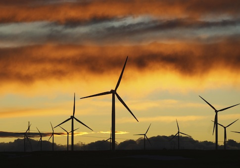 Wind farm / AP