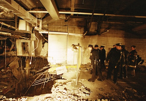 1993 World Trade Center Bombing / AP