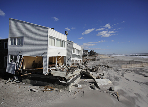 Hurricane Sandy Aftermath / AP