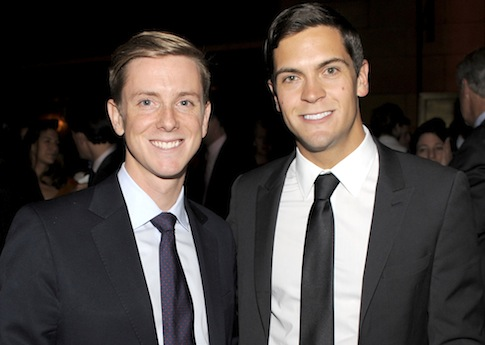 Chris Hughes, Sean Eldridge / AP