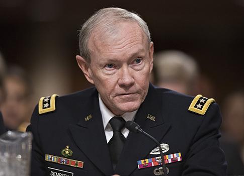 Gen. Martin Dempsey / AP