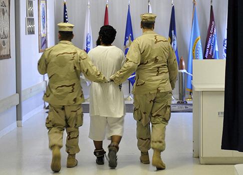 Guantanamo / AP