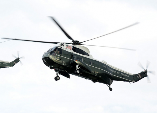 Marine One / Flickr