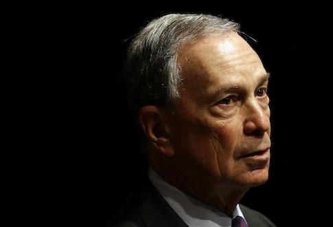 Michael Bloomberg / AP