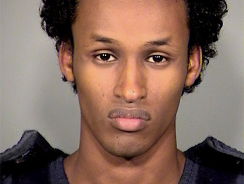 Mohamed Mohamud, 21, Somali-American guilty of bomb plot in Oregon / AP