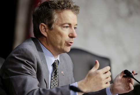 Rand Paul / AP