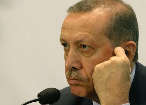 Recep Erdogan / AP