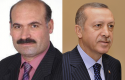 Ahmet Kavas, Prime Minister Recep Tayyip Erdogan /Twitter, AP