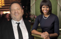 Harvey Weinstein, Michelle Obama / AP