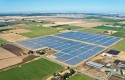 Clean electricity project in California / AP