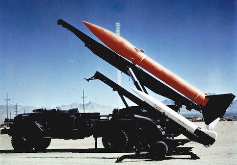 Nuclear warhead / AP