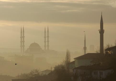 Ankara, Turkey / AP