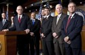 House Republicans discuss defense cuts / AP