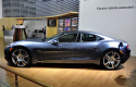 A Fisker Karma on display in 2011. (AP)