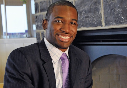 Levar Stoney, Terry McAuliffe's appointee for Virginia Secretary of State