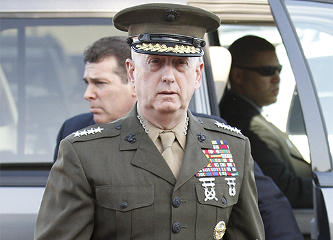 Gen. James Mattis / AP