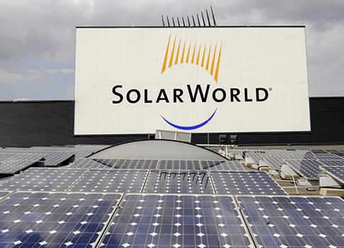 SolarWorld / AP