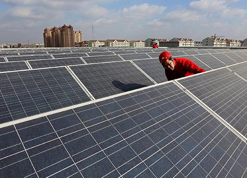 Suntech solar panels / AP